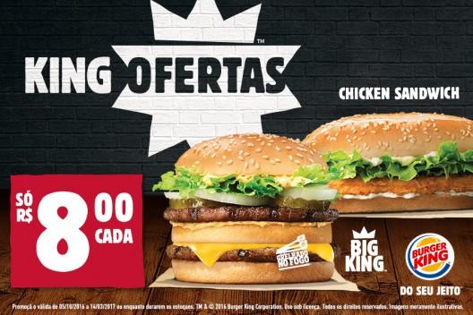 King Ofertas Burger King