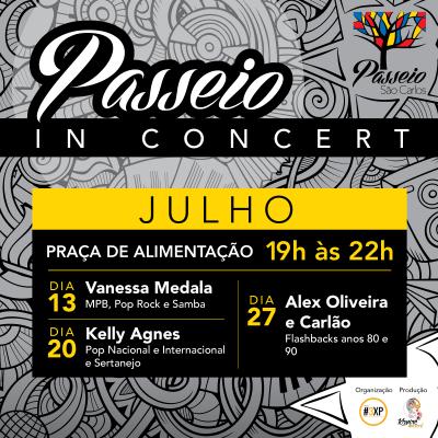 Passeio in Concert - Passeio São Carlos