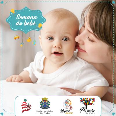 Semana do Bebê - Passeio São Carlos