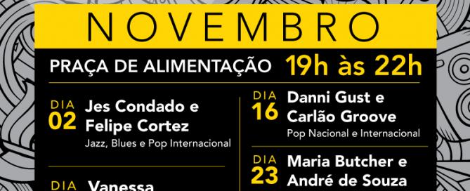 Passeio in Concert - Novembro - Passeio São Carlos