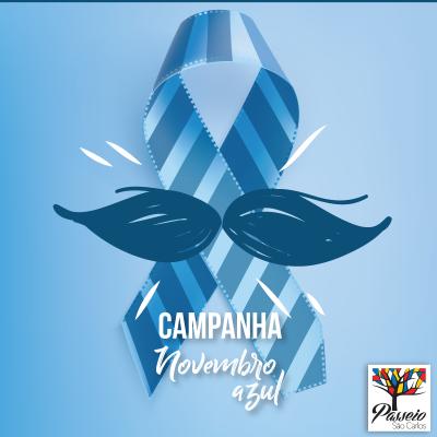 Novembro Azul - Passeio São Carlos