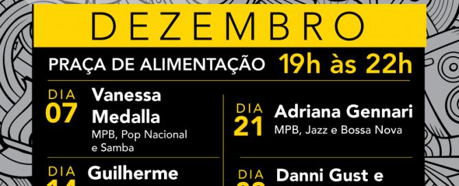 Passeio in Concert Dezembro - Passeio São Carlos