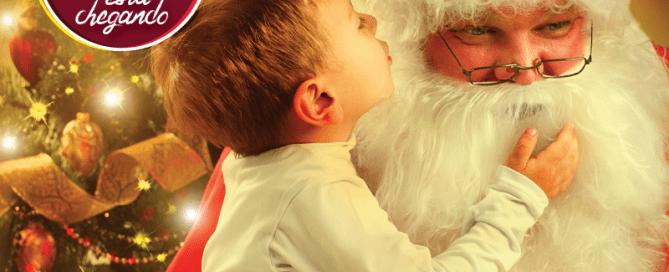 Papai Noel - Passeio São Carlos